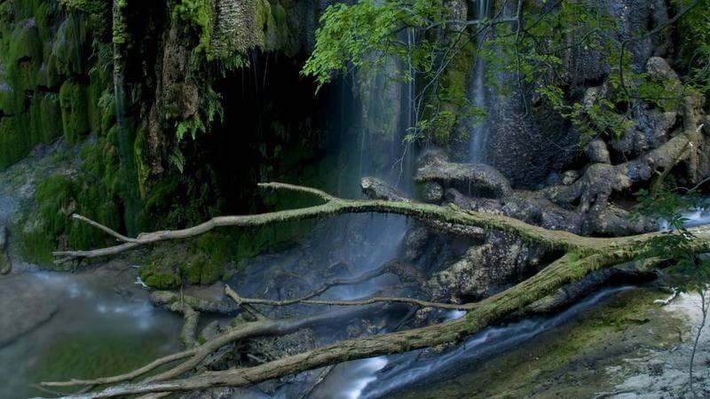 Gorman Falls Trail - Colorado Bend State Park Hiking