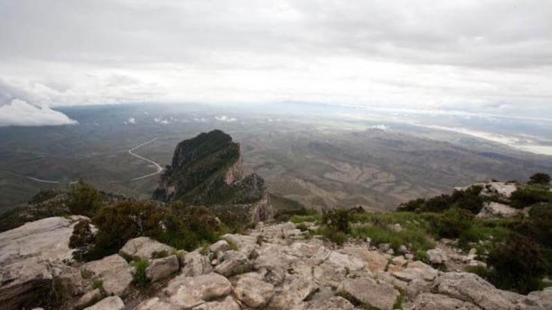 Guadalupe Peak Hiking