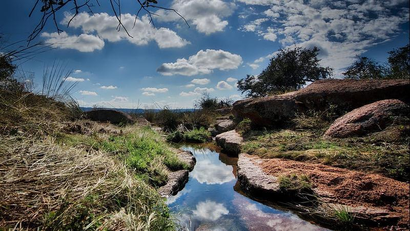 Summit Trail Hiking - Enchanted Rock State Natural Area