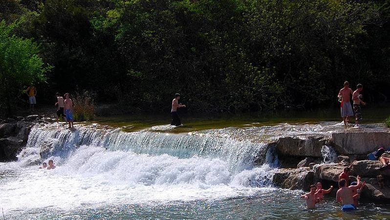 Sculpture Falls Hike - Barton Creek Greenbelt