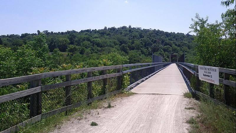 Montour Trail Hiking