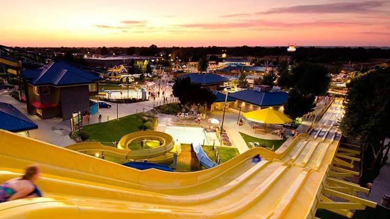 Roaring Springs Water Park