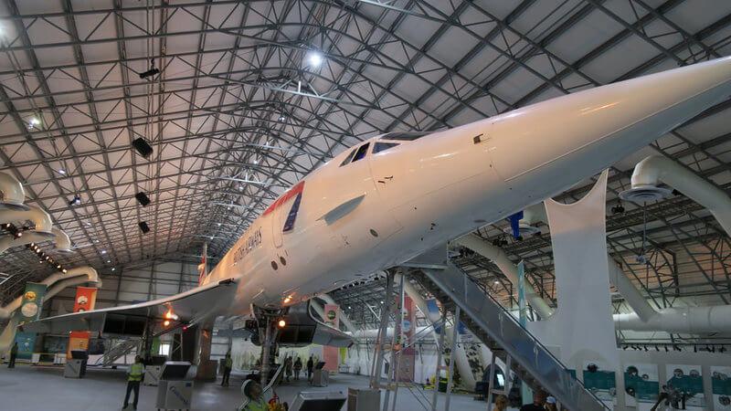 Barbados Concorde