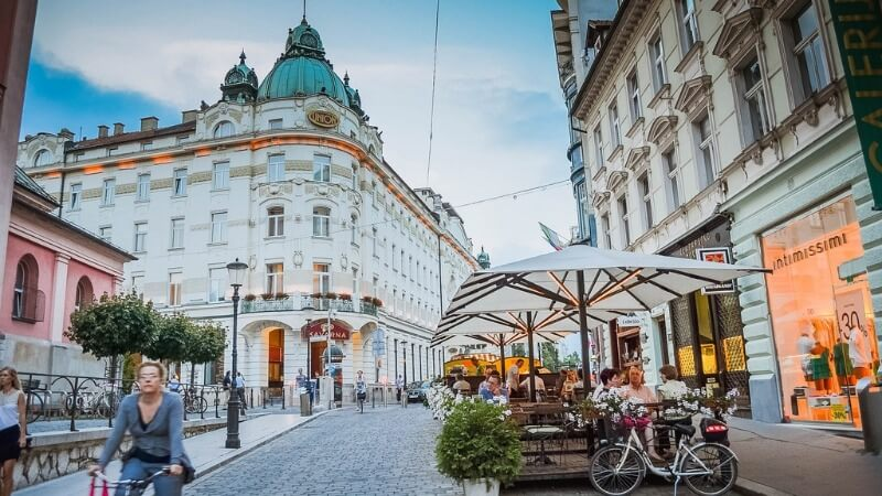 Places to visit In November In Europe