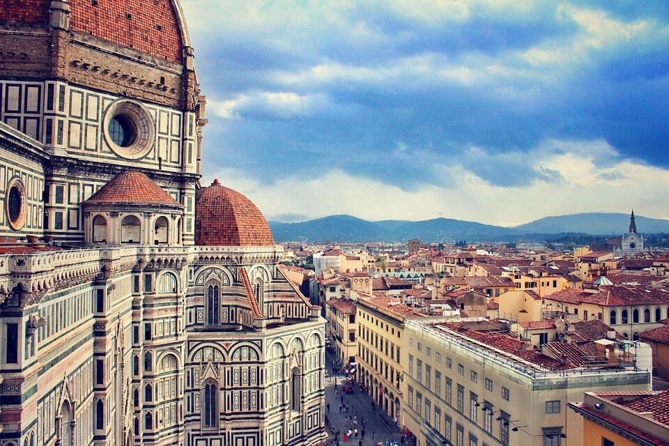 beautiful architecture cities in europe