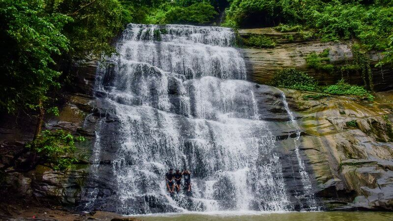 Khoiyachora Waterfall