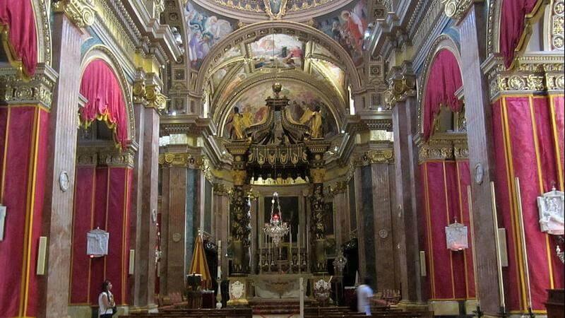 St. George's Basilica, Malta
