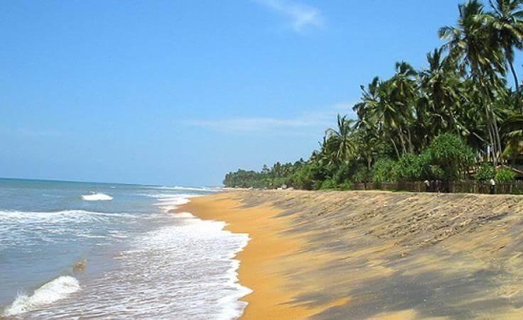 Kalutara - best beaches in Sri Lanka