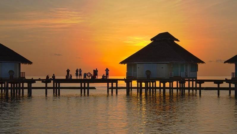 lovely island in world