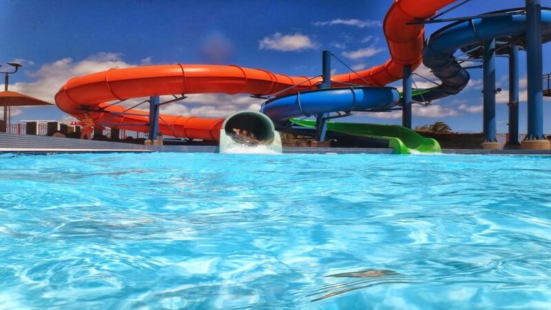 Famous Water Park in India