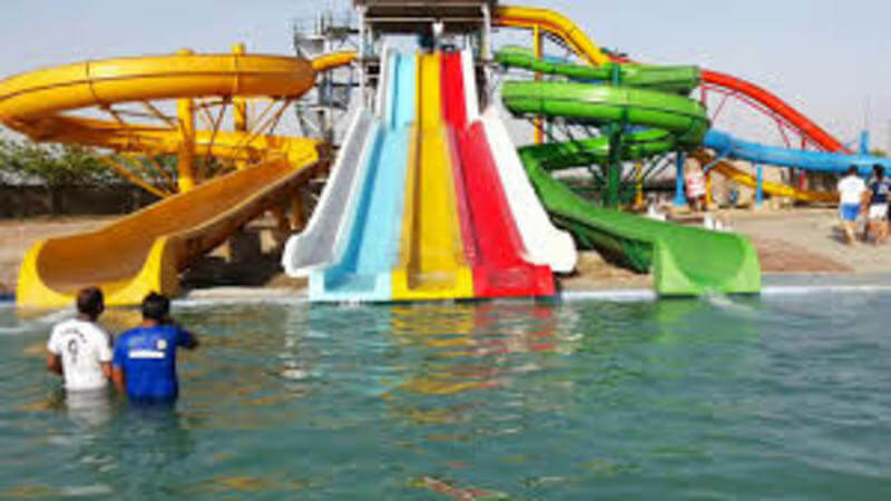 Waterparks in India