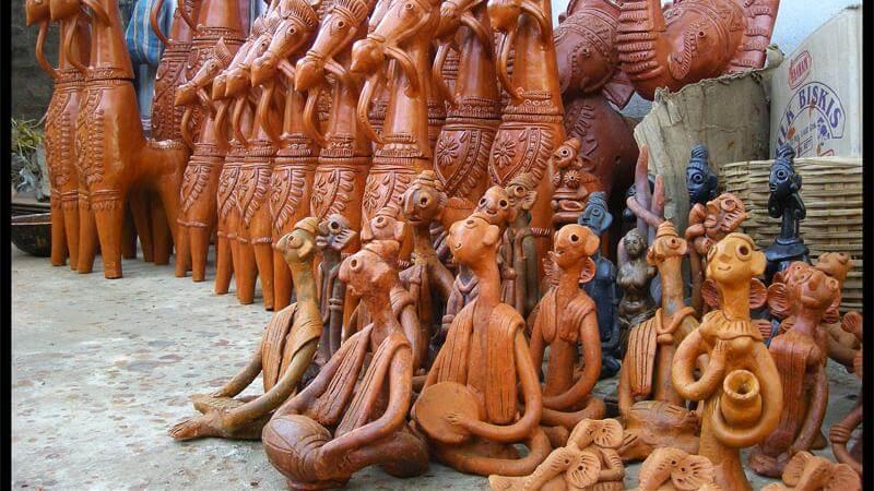 terracotta india handicraft