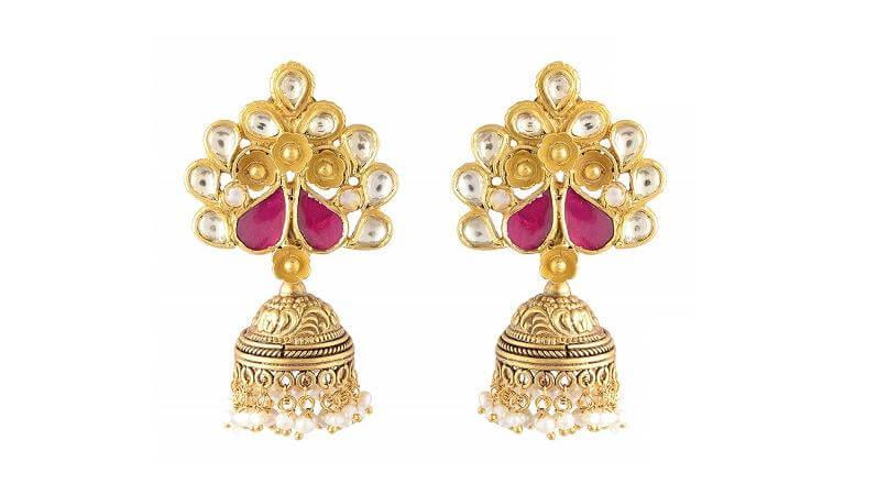 earrings indian