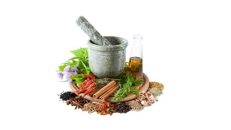 Indian Ayurvedic products