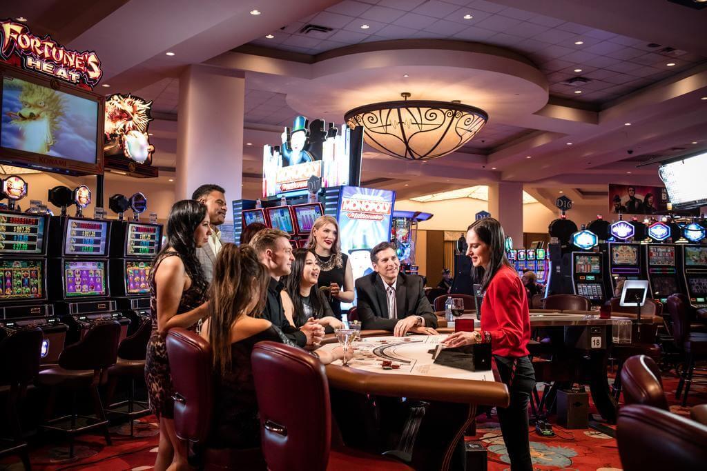 River Cree Poker Room Phone Number