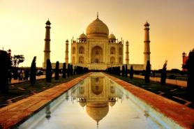 Taj Mahal  And Agra Fort Private Full Day From Delhi