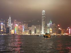 Hong Kong Aberdeen And Harbour Night Tour