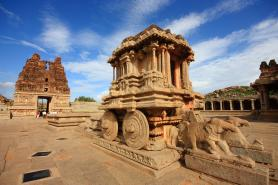 5-Day 4-Night Tour To The Ruins At Hampi From Mumbai