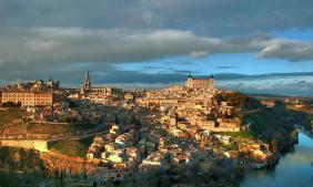Granada, Toledo And Madrid 2 Days