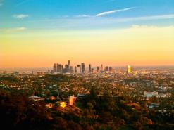 Hollywood Hills Sunset Hike
