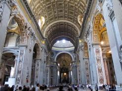 Express Sistine Chapel, St. Peter's Basilica And Vatican Crypt Tour