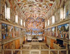 Sistine Chapel, Vatican Museums And St. Peter's Basilica Semi-Private Tour