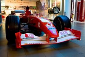 Ferrari - Living In The Fast Lane