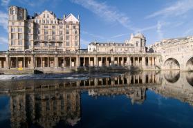 City Sightseeing Bath - City Tour And Skyline Tour