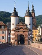 Heidelberg  Morning