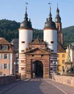 Heidelberg  And Frankfurt City Combi