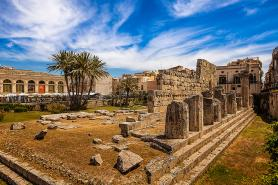 The Roman Villa In Piazza Armerina And The Valley Of Temples In Agrigento