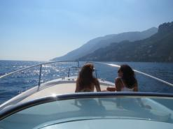 Full Day Private Boat Excursion From Salerno Along The Amalfi Coast