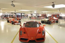 Ferrari Living In The Fast Lane