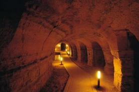 The Underground Town Of Camerano