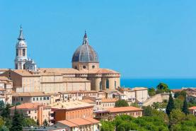 The Sanctuary Of Loreto
