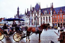 Ghent And Bruges