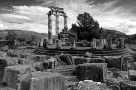 Delphi, Galaxidi And Livadia