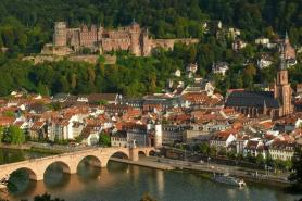 Heidelberg And Schwetzingen