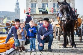 Delft, The Hague And Madurodam