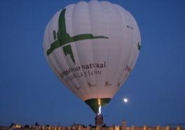 Hot Air Balloon Flight Natural Parks