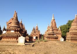 Bagan City Tour Full Day