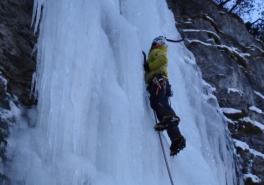 Ice Climbing In Chamonix Valley With Experienced Guide, Johann