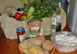 Chania Cooking Lesson