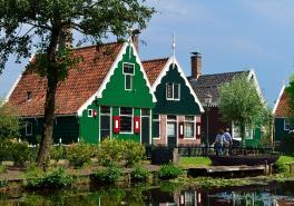 Half Day Trip Zaanse Schans From Amsterdam