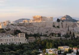 Just The Acropolis