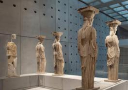Just The Acropolis And Acropolis Museum Tour