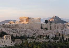 Acropolis, The Ancient Agora And The Attalos Museum