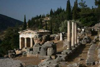 Stoa Of The Athenians