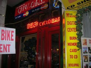 163 Cyclo Bar