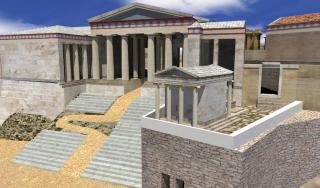 The Treasury Of Athens